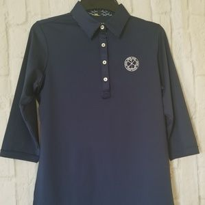 Peter Millar Golf Polo Shirt
